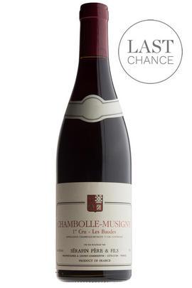 2018 Chambolle-Musigny, Les Baudes, 1er Cru, Domaine Christian Sérafin