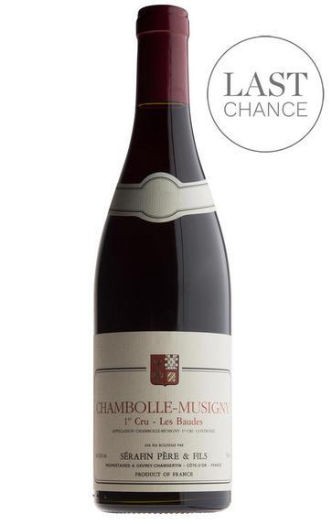 2018 Chambolle-Musigny, Les Baudes, 1er Cru, Domaine Sérafin Père & Fils