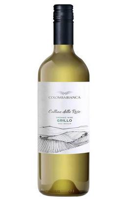 2018 Colline delle Rose, Grillo, Colomba Bianca, Sicily, Italy