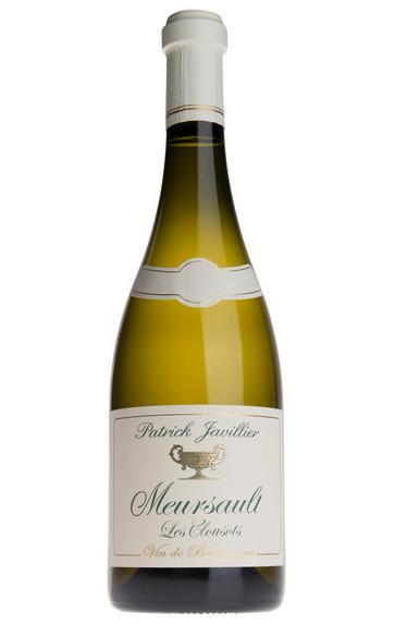 2018 Meursault, Les Clousots, Patrick Javillier, Burgundy