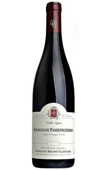 2018 Bourgogne Passetoutgrain, Domaine Bruno Clavelier, Burgundy