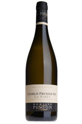 2018 Chablis, La Forêt, 1er Cru, Domaine Pinson Frères, Burgundy
