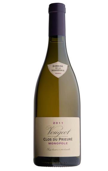 2018 Vougeot Blanc, Clos du Prieuré, Domaine de la Vougeraie, Burgundy