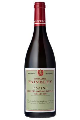 2018 Corton, Clos des Cortons Faiveley, Grand Cru, Domaine Faiveley, Burgundy