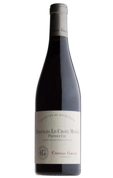 2018 Maranges, Le Croix Moines, 1er Cru, Camille Giroud, Burgundy