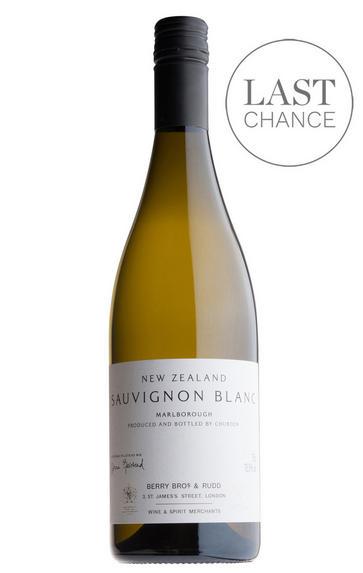 2018 Berry Bros. & Rudd New Zealand Sauvignon Blanc by Isabel Estate