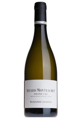 2018 Bâtard-Montrachet, Grand Cru, Benjamin Leroux, Burgundy