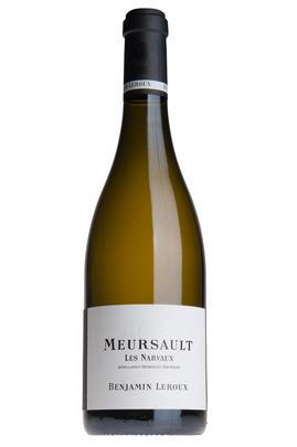 2018 Meursault, Les Narvaux, Benjamin Leroux, Burgundy