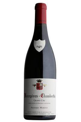 2018 Mazoyères-Chambertin, Grand Cru, Arnaud Mortet, Burgundy