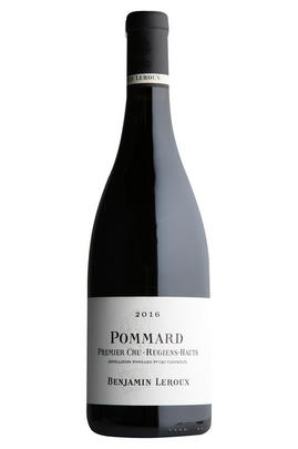 2018 Pommard, Rugiens-Hauts, 1er Cru, Benjamin Leroux, Burgundy