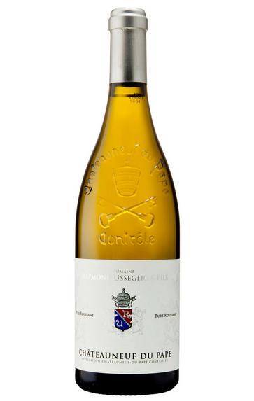 2018 Châteauneuf-du-Pape Blanc, Pure Roussanne, Domaine Raymond Usseglio, Rhône