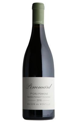 2018 Pommard, Cuvée Pomone, 1er Cru, Maison de Montille, Burgundy