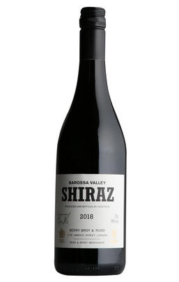 2018 Berry Bros. & Rudd Australian Shiraz by Hewitson, Barossa Valley