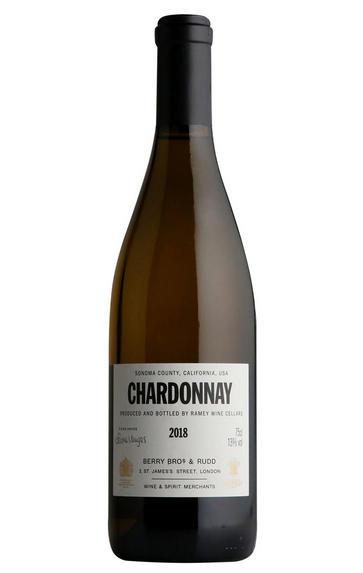 2018 Berry Bros. & Rudd Sonoma County Chardonnay by Ramey Wine Cellars