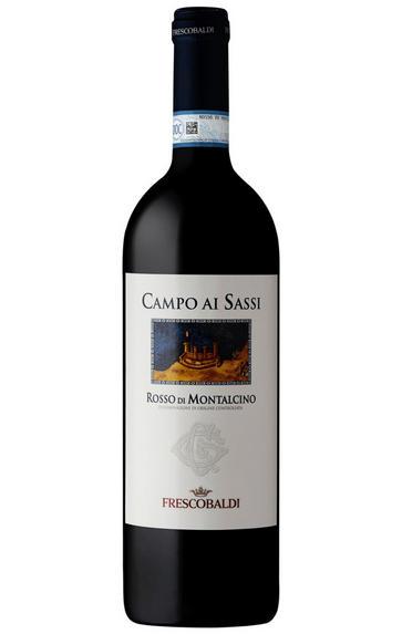 2018 Campo Ai Sassi, Rosso di Montalcino, Castelgiocondo, Tuscany, Italy
