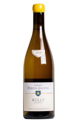 2018 Rully Blanc, Maizières, Domaine Dureuil-Janthial, Burgundy