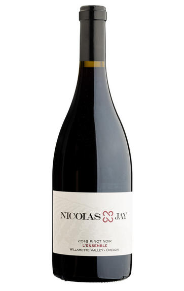 2018 Nicolas-Jay, Ensemble, Pinot Noir, Willamette Valley, Oregon, USA