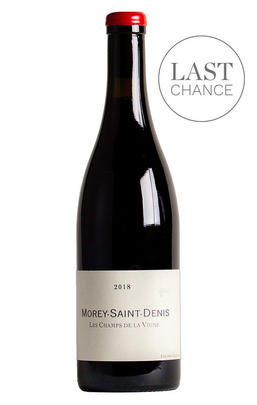 2018 Morey-St Denis, Les Champs de la Vigne, Frédéric Cossard, Burgundy (Qvevris)