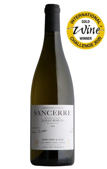 2018 Berry Bros. & Rudd Sancerre by Domaine Roblin, Loire