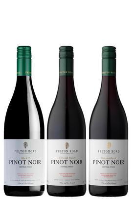 2018 Felton Road, Pinot Noir (Bannockburn, Cornish Point, Block 3), Three- magnum Assortment Case