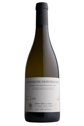 2018 Berry Bros. & Rudd Chassagne-Montrachet by Domaine Jean-Claude Bachelet