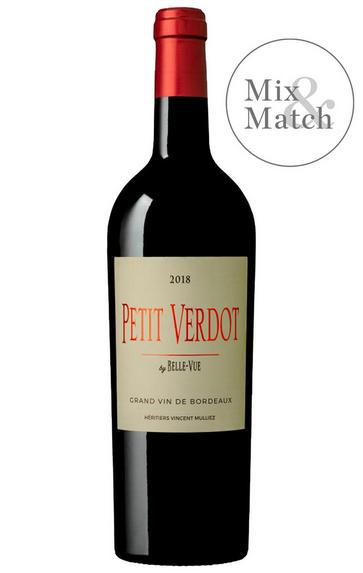 2018 Petit Verdot by Belle-Vue, Bordeaux