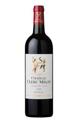 2019 Château Clerc-Milon, Pauillac, Bordeaux