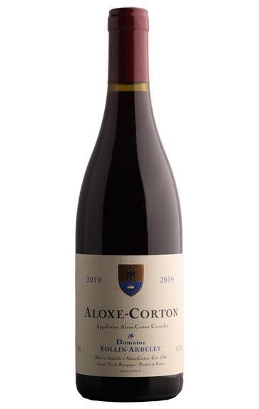2019 Aloxe-Corton, Domaine Follin-Arbelet, Burgundy