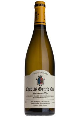 2019 Chablis, Grenouilles, Grand Cru, Jean-Paul & Benoît Droin, Burgundy