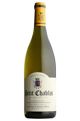 2019 Petit Chablis, Jean-Paul & Benoît Droin, Burgundy