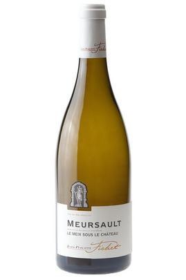 2019 Meursault, Le Meix Sous Le Château, Jean-Philippe Fichet, Burgundy