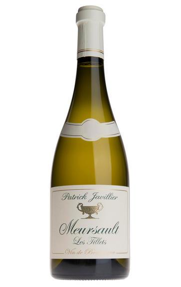 2019 Meursault, Les Tillets, Patrick Javillier, Burgundy