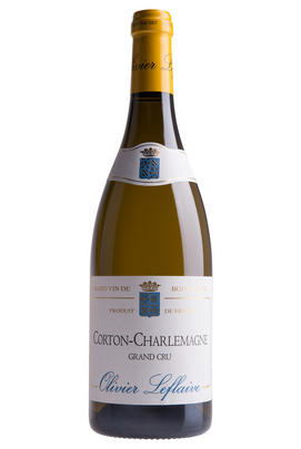 2019 Corton-Charlemagne, Grand Cru, Olivier Leflaive, Burgundy