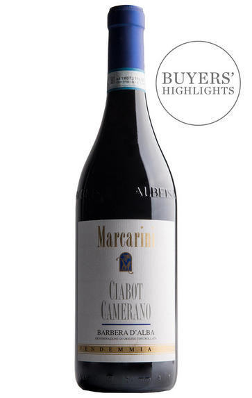 2019 Barbera d'Alba, Ciabot Camerano, Marcarini, Piedmont, Italy