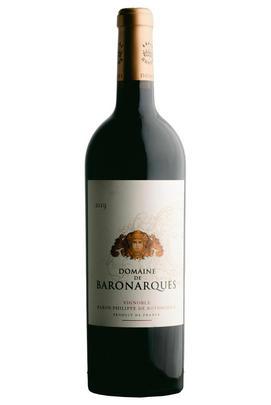 2019 Domaine de Baronarques, Rouge, Limoux, Languedoc