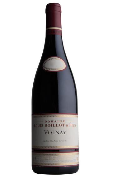 2019 Volnay, Les Grands Poisots, Domaine Louis Boillot, Burgundy