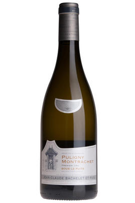 2019 Puligny-Montrachet, Sous le Puits, 1er Cru, Jean-Claude Bachelet
