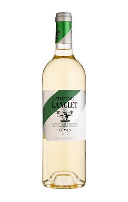 2019 Château Langlet Blanc, Graves, Bordeaux