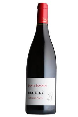 2019 Reuilly Rouge, Les Pierres Plates, Denis Jamain, Loire