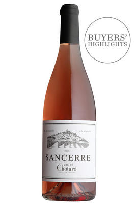 2019 Sancerre, Rosé, Brigitte and Daniel Chotard, Loire