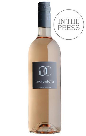 2019 Le Grand Cros, Rosé, Domaine du Grand Cros, Côtes de Provence