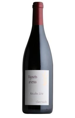 2019 Bourgogne Hautes-Côtes de Nuits, Myosotis Arvensis, Naudin Ferrand