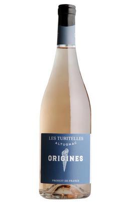 2019 Domaine d'Antugnac, Rosé, Turitelles, Origines, Pays d'Oc
