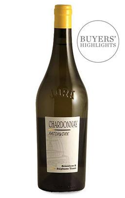 2019 Arbois Chardonnay, Patchwork, Domaine Tissot, Jura