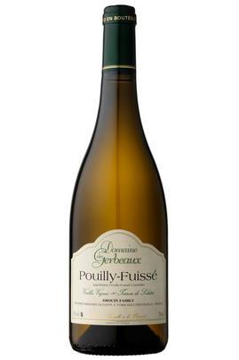 2019 Pouilly-Fuissé, Vieilles Vignes de Solutré, Domaine des Gerbeaux, Burgundy
