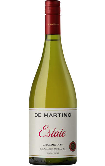 2019 De Martino, Estate Chardonnay, Casablanca Valley, Chile