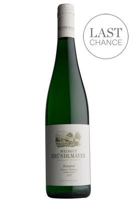 2019 Grüner Veltliner, Kamptaler Terrassen, Willi Bründlmayer, Kamptal, Austria