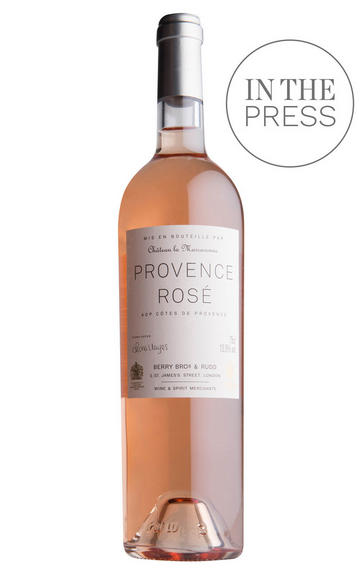 2019 Berry Bros. & Rudd Provence Rosé by Château la Mascaronne