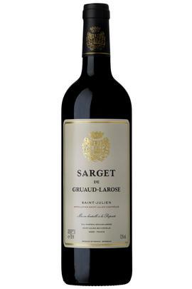 2019 Sarget de Gruaud Larose, St Julien, Bordeaux