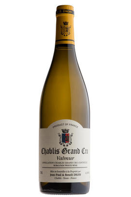 2019 Chablis, Valmur, Grand Cru, Jean-Paul & Benoît Droin, Burgundy